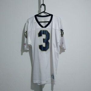 Vintage Champion ND t shirt Size 40